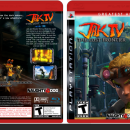 Jak IV: The Lost Frontier Box Art Cover