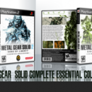 Metal Gear Solid: Complete Essential Collection Box Art Cover