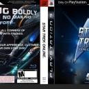 Star Trek Online Box Art Cover