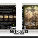 Metro 2033: The Last Refuge Box Art Cover