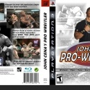John Cena's Pro Wrestler Box Art Cover
