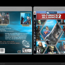 DC Ultimate Alliance 2 Box Art Cover