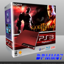 God Of War III (Limited Edition Red PS3 Bundle) Box Art Cover