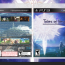 Tales of Vesperia Box Art Cover