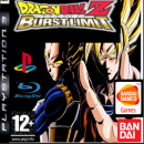 DragonBall Z Burst Limit Box Art Cover