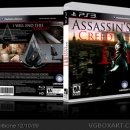 Assassins's creed III Box Art Cover