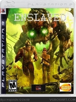Enslaved box cover