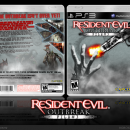 Resident Evil Outbreak File #3 Box Art Cover