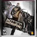 inFAMOUS [PROTOTYPE] Box Art Cover