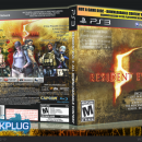 Resident Evil 5: Complete DLC Voucher Box Art Cover