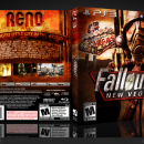 Fallout: New Vegas Box Art Cover