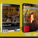 Resident Evil 5 - Special Edition Box Art Cover