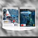 Uncharted 3 Frozen Sunset Box Art Cover