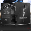 Final Fantasy VIII Box Art Cover