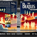 The Beatles: Rock Band Box Art Cover