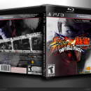 Street Fighter vs. Tekken: Double Pack Box Art Cover