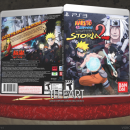 Naruto Shippuden: Ultimate Ninja Storm 2 Box Art Cover