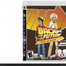 Back To The Future: The Video Game Box Art Cover