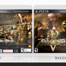 Soul Calibur V Box Art Cover