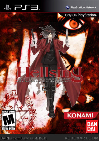 Helsing box cover