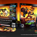 Ratchet & Clank: All 4 One Box Art Cover