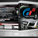 Gran Turismo 5 Box Art Cover