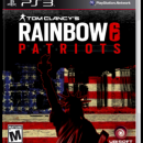 Rainbow 6 Patriots Box Art Cover