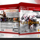 God Of War 3 (Greatest Hits) Box Art Cover