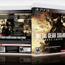 Metal Gear Solid: Snake Eater Box Art Cover