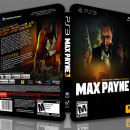 Max Payne 3 (steelbook edition) Box Art Cover