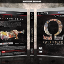 God of War Complete Collection Box Art Cover