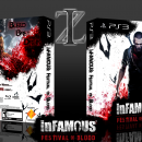 inFamous: Festival of Blood Box Art Cover