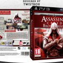 Assassin's Creed: Brotherhood Box Art Cover