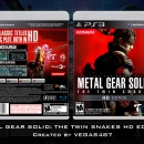 Metal Gear Solid: The Twin Snakes HD Edition Box Art Cover