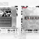 Metal Gear Solid: HD Collection Box Art Cover
