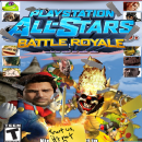 Playstation All Stars Battle Royale Box Art Cover