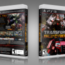 Transformers: Fall of Cybertron Box Art Cover
