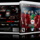 Fifa 13 Liverpool Box Art Cover