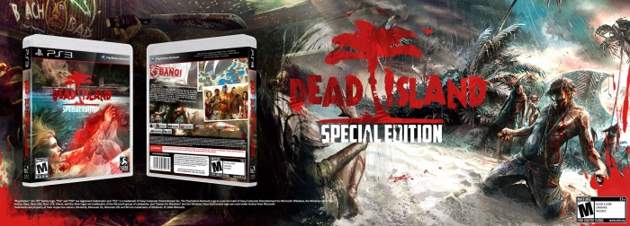 Dead Island Special Edition box art cover