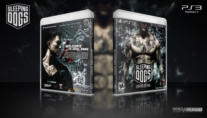 Sleeping Dogs box art cover