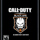 Call of Duty Black Ops II Hardened Edition Box Art Cover