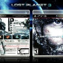 Lost Planet 3 Box Art Cover