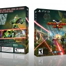 Ratchet and Clank's Captain Qwark Box Art Cover