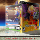 Dragon Ball Z: Budokai 4 Box Art Cover
