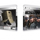 Metal Gear Solid: Legacy Collection Box Art Cover