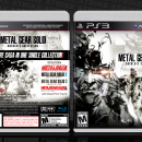 Metal Gear Solid: Absolute Collection Box Art Cover
