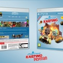 little big planet karting Box Art Cover