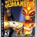 Destroy All Humans 3 Box Art Cover