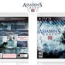 Assassin's Creed 3 Box Art Cover
