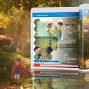 Ni No Kuni: Wrath of The White Witch Box Art Cover